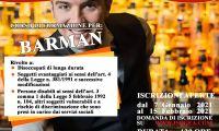 CORSI GRATUITI BARMAN -  AVVISO PRO.PIL.E.I: Progetti Pilota di Eccellenza per l'Innovazione Sociale